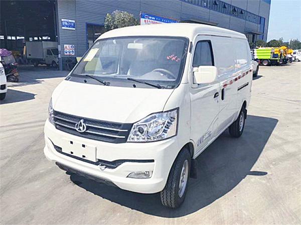 福田V5mian包商wu1.8mi冷cang车