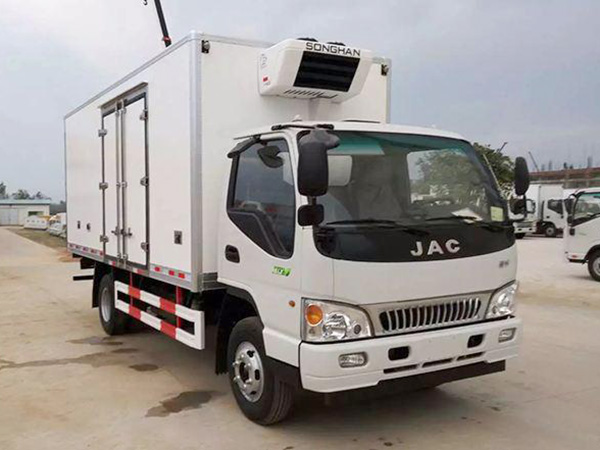 jiang淮4.03米货箱V6冷藏车
