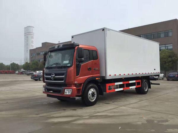 fu田瑞沃6.72米货厢冷藏车