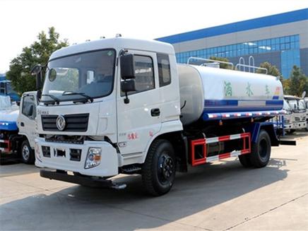 dongfeng专底12吨洒水车