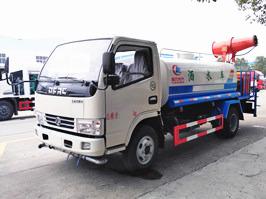 东风多利卡D6雾炮车