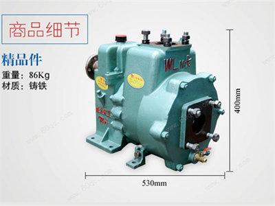 洒水车水泵80QZ-60-90/50-110