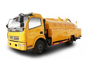 东风多利卡8吨高压清洗车