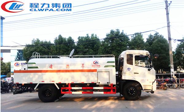 东风天锦高压清洗车