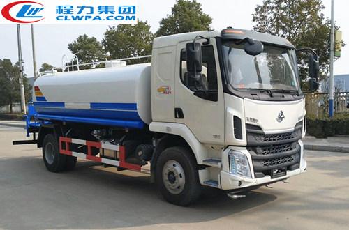 东风柳汽12吨洒水车