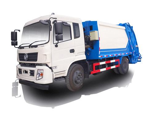 国五东风D913或153压缩式垃圾车