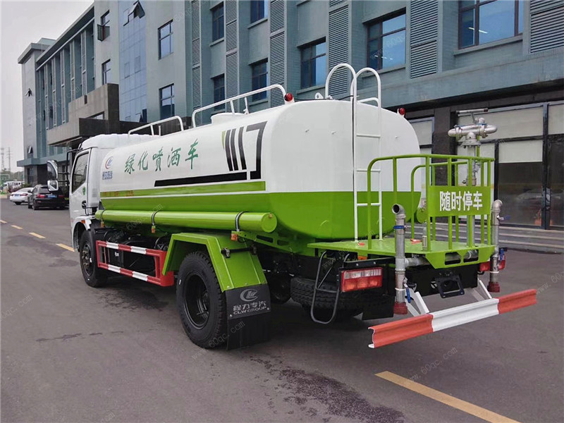 东风福瑞ka国liu洒shui车
