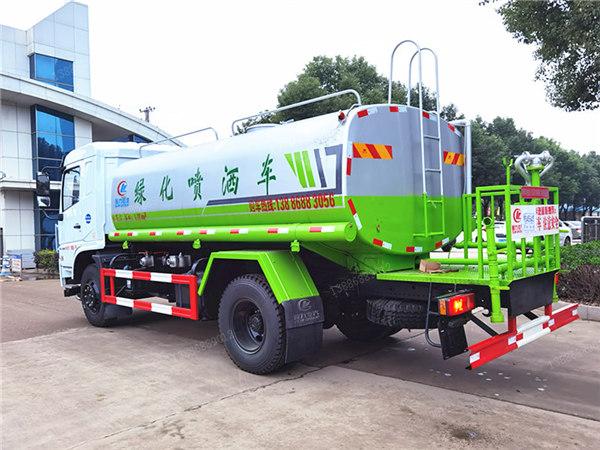 东风新款D3L洒水车