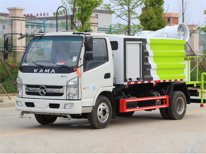 凯马K6蓝牌抑尘车