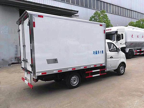 长安国六冷藏车