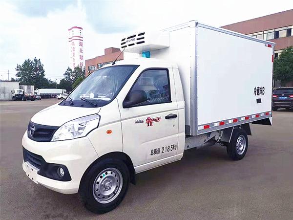 福田祥菱V1冷藏车