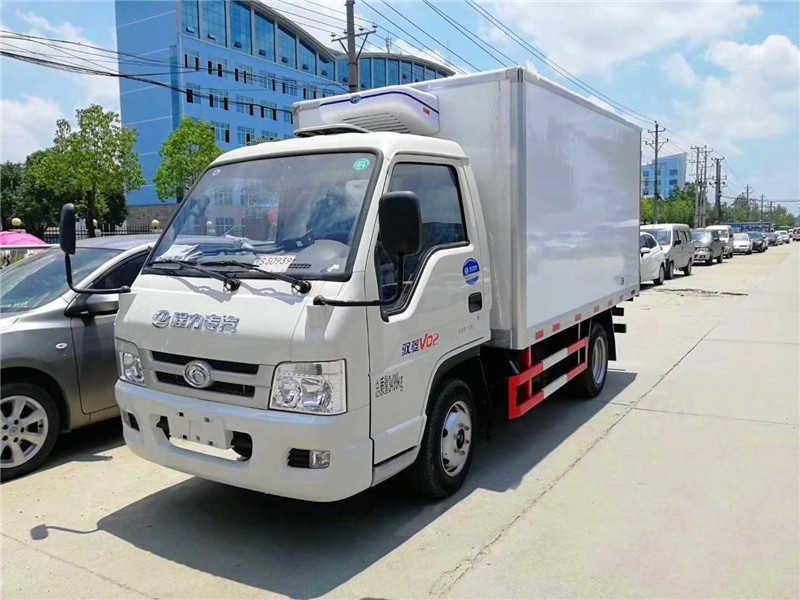 福田驭菱VQ2冷藏车