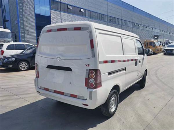 长安V3蓝牌国六面包冷藏车