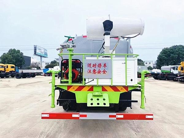 东风F5华神12吨雾炮车